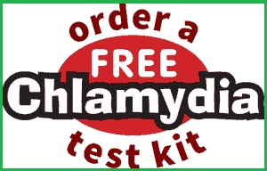 chlamydia free test kit by post