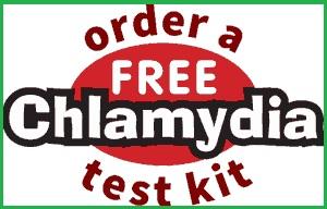 chlamydia free test kit by post