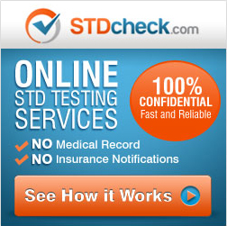 at home std test price